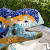 Gaudi's Great Salamander in Parc Guell