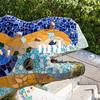 Gaudi's Great Salamander in Parc Guell