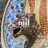 Gaudi's Serpent on the Segona Font at Parc Guell