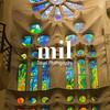 Inside Sagrada Familia in Barcelona