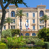 Parliamentary Building in Ajaccio on the island of Corsica