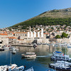 The Old Harbour of Dubrovnik