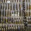 WW1 Ammunition stored near Ypres