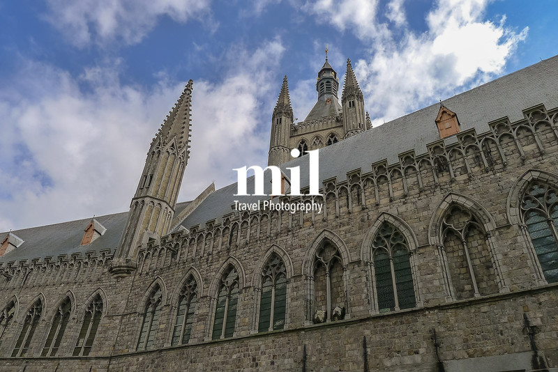 Cloth Hall in Ypres in Belgium