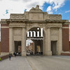 The Menin Gate in Belgium