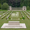 Buttes WW1 Cemetery near Ypres
