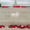 Tyne Cot WW1 Cemetry near Ypres
