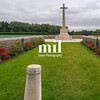 Polygon Wood WW1 Cemetery near Ypres
