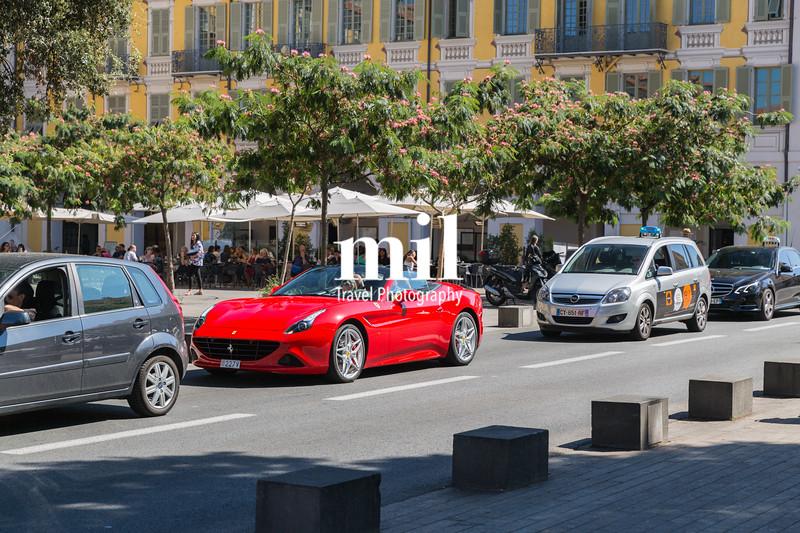 Place Massena in Nice