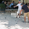 Boules in Saint Paul de Vence