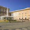 Piazza De Ferrari in Genoa