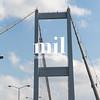 The Bosphorus Bridge in Istanbul