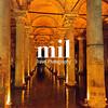 Basilica Cistern underground of Istanbul