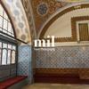 Mosque Interior in Istanbul
