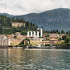 Small village on Lake Como near Bellagio