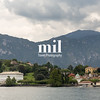 Small village on Lake Como near Bellagio