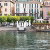 Landing jetty at Bellagio on Lake Como
