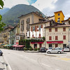 Traditional Italian Village on Lake Como