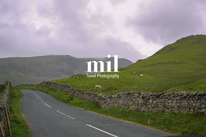 Scene from the Lake District in the UK - (Old photos and Low resolution) - Will update as soon as I visit again