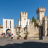 Castello Scaligero in Sirmione on Lake Garda