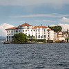 Isola Bella in Lake Maggiore near Stresa in Italy
