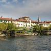 Isola dei Pescatori on Lake Maggiore near Stresa