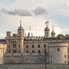 The Tower of London in England