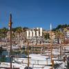 A view in Port Soller in Majorca