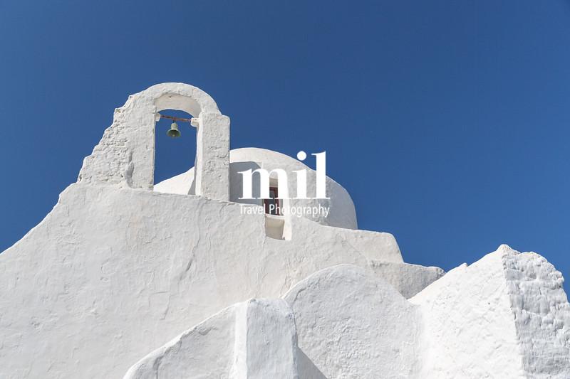 Whitewash Ruin in Mykonos