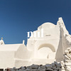 White Ruins in Mykonos