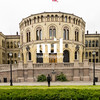 Stortinget - Parliament Buildings in Oslo