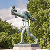 The Oslo Sculpture Garden in the City of Oslo - Vigeland