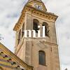 Church Tower in Portofino in Italy