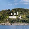 Coastline between Portofino and Santa Margherita Ligure