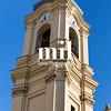 Church tower in Santa Margherita Ligure