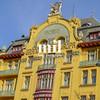 Hotel on Wenceslas Square in Prague