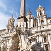 Piazza Navona - Fontana dei Quattro Fiumi