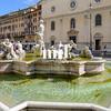 Piazza Navona - Fontana del Moro