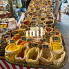 Market stall in the South of France