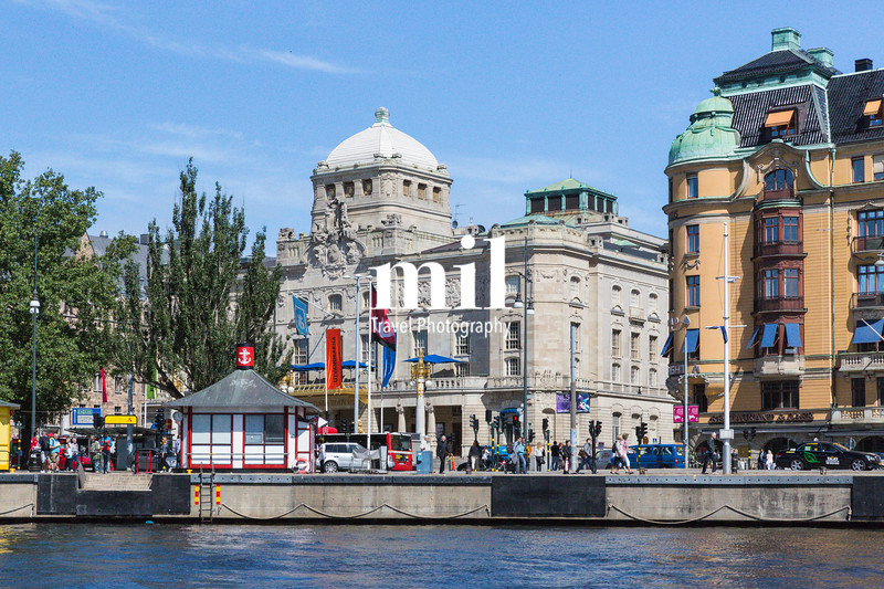 Royal Dramatic Theatre in Stockholm