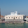 The Campanile, Doge's Palace and St Mark's Square