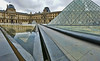 The Louvre, Paris, France.  May 2017