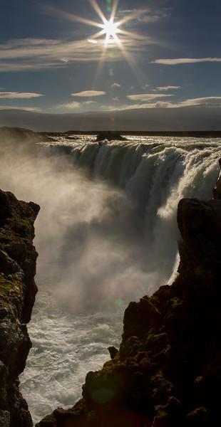 Iceland.  October 2015