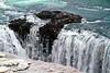 Gullfoss waterfall, Iceland. January 2013