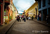 Exploring on foot in San Cristobal de las Casas is easy, especially on the pedestrian-only streets lined with inviting cafes, shops and restaurants.