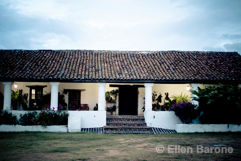 Old World elegance at the lovely Hacienda la Valdiviana in the historic Cintalapa region of Chiapas, Mexico.