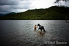 Swim with your horse at the end a day's ride in the wilds of Chiapas, Mexico.