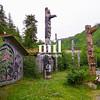 Totem poles of Ketchikan, Alaska