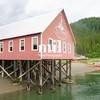 Icy Strait Point in Alaska