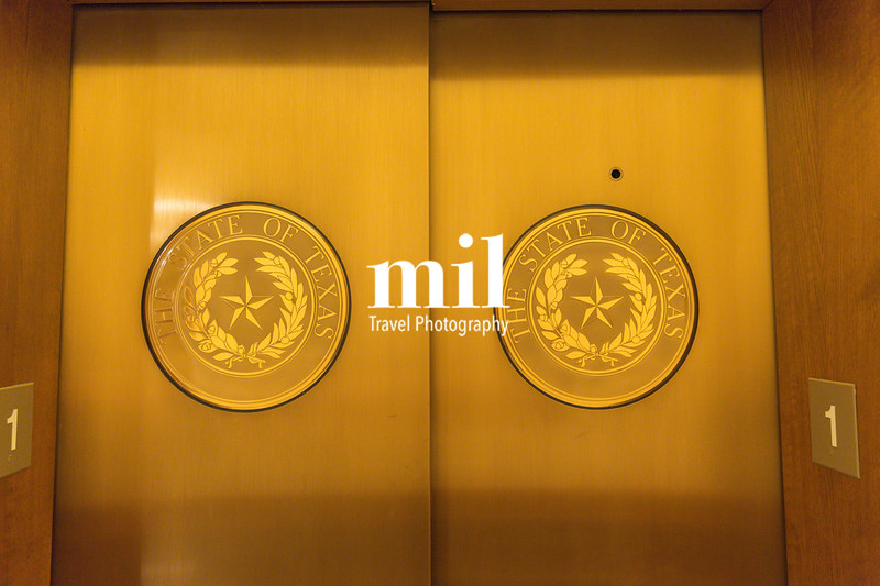 Elevator Lift Doors in the Capitol Building
